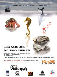 Les Amours Sous Marines - Le Petit Duc - Aix en Provence (13) @ Le Petit Duc | Aix-en-Provence | Provence-Alpes-Côte d'Azur | France