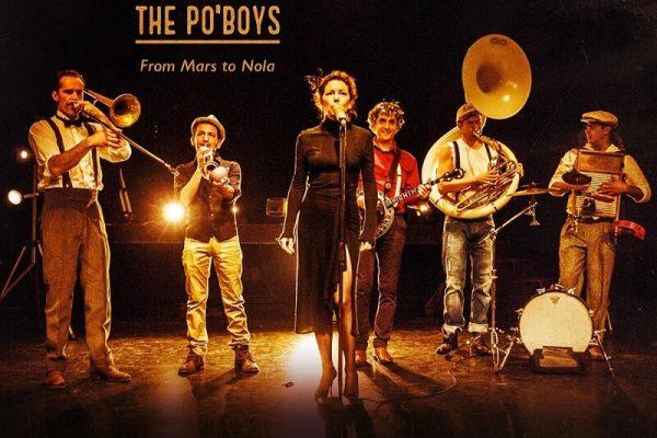 Louise & The Po'Boys - EP