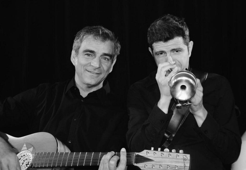 ASM Luigi Rignanese et Julien Baudry