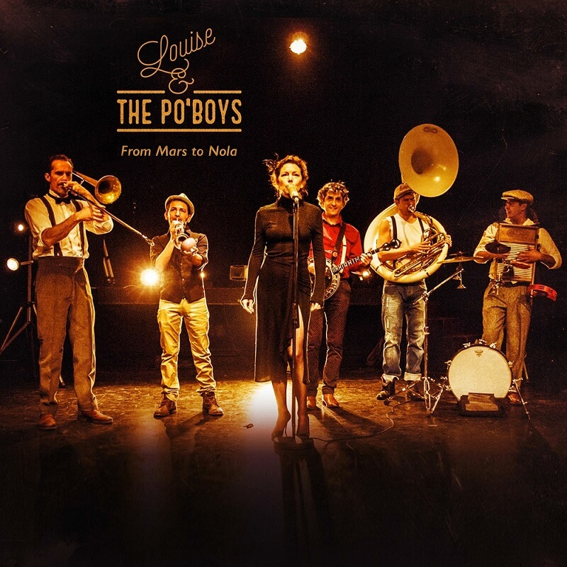 Louise & The Po'Boys - EP