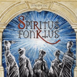 pochette album Introducing Spiritus Fonktus